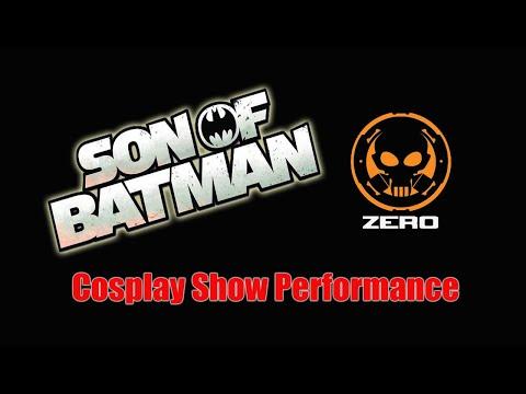 Son of Batman Cosplay live performance