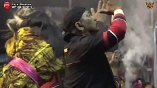 Misteri Angkernya Mbah Blengur Kerasukan Resi Mayangkoro == SAMBOYO PUTRO Live Sonobekel 2018