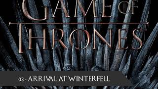 Baixar Game of Thrones Soundtrack - Ramin Djawadi - 03 Arrival at Winterfell