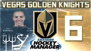 PERRON TRADE | Golden Knights Eastside Hockey Manager - Ep. 6