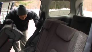 2010 Nissan Pathfinder Test Drive