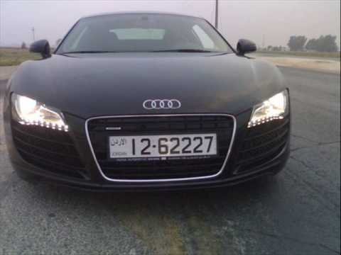 Exotic Cars In Jordan Part YouTube - Audi car jordan