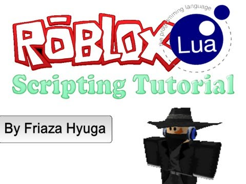 ROBLOX Scripting Tutorial 18 Mouse Clicking & mouse Target [2013]