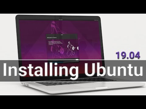 How To Install Ubuntu 19.04