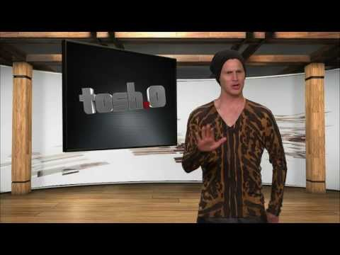 All New Tosh.0! Starts October 2nd | Comedy Central UK