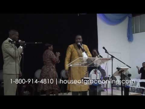 Impact of Repentance and Miracles in House of Grace Bahamas with Apostle Gedeon Landu