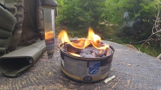Backpacking food: how to make BBQ tuna in a can (video recipe)