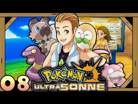 UNSER TEAM ist ULTRA! Let's Play POKÉMON ULTRASONNE #8