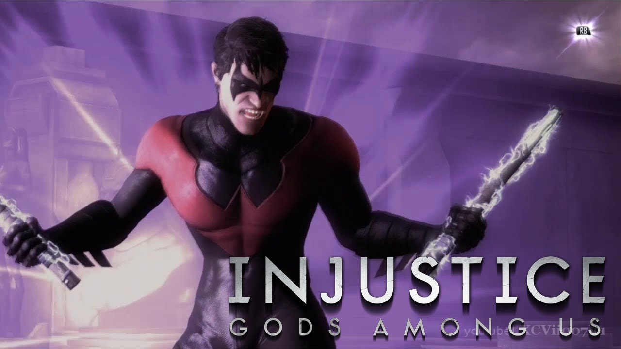 injustice 2 how to get staff of grayson