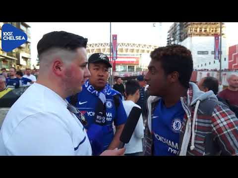 """CHELSEA 1-0 MANCHESTER UNITED 