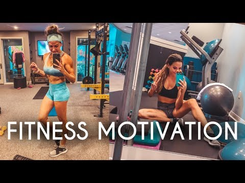Fitness Motivation | How to Get Healthy & Fit