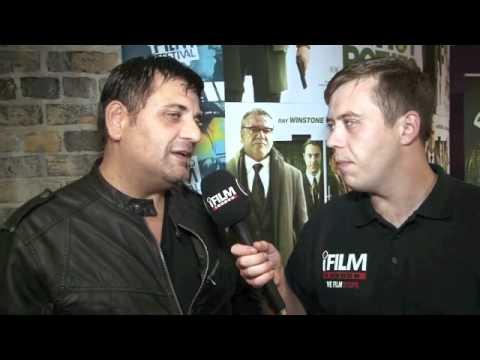 MEM FERDA INTERVIEW FOR iFILM LONDON / THE HOT POTATO PREMIERE