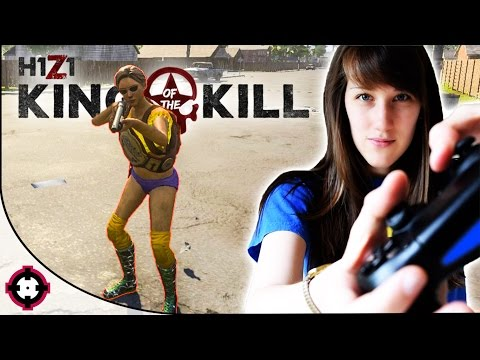 Lucky Booty Shorts! ►H1Z1 King of the Kill◄ Extended PC Gameplay
