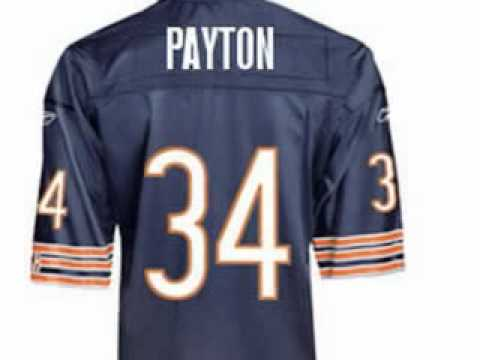 best service 23940 bb164 Chicago Bears Retired Numbers