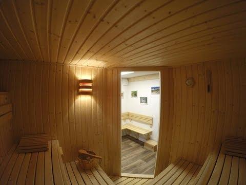 Die eigene Sauna selber bauen und persönliche Sauna-Ideen ...