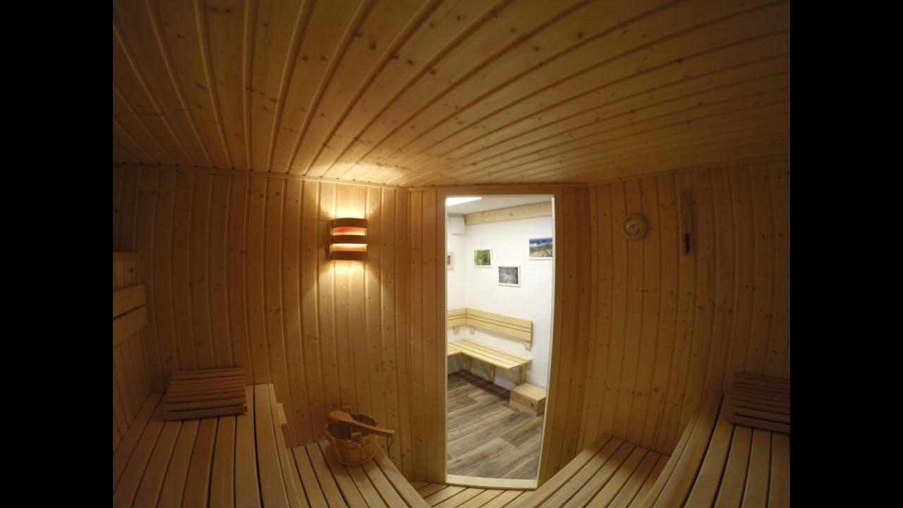 sauna selber bauen youtube. Black Bedroom Furniture Sets. Home Design Ideas