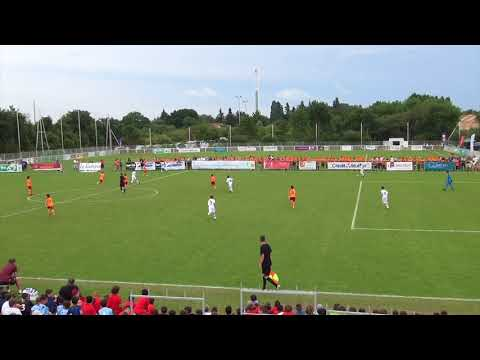 As Roma - Galatasaray SK / Final of Mondial U12 Challenge Le Mans