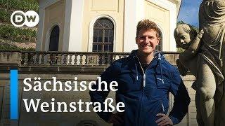 Unterwegs auf der Sächsischen Weinstraße | DW Reise