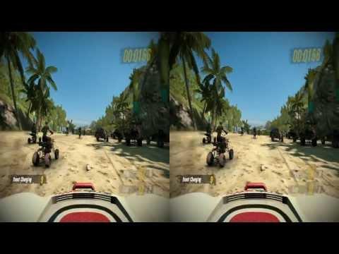 [3DS] MotorStorm 3D Rift Stereoscopic Capture