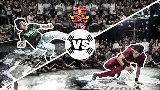 Red Bull BC One Cypher South Korea 2013   Seoul Final: Noodle vs. Vero