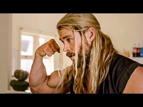 THOR 3: RAGNAROK 'Team Thor' Teaser Trailer #2 (2017)