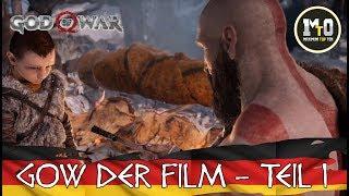 GOD OF WAR PS4 (2018) -  DER FILM DEUTSCH  TEIL 1