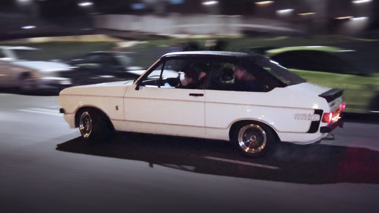 Duretec Turbo Ford Escort mk2 at Ace Café
