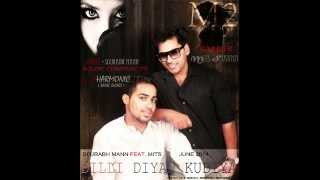 DILLI DIYAN KUDIYAN | sourabh mann ft. mits | latest punjabi song | 2014 | full HD |