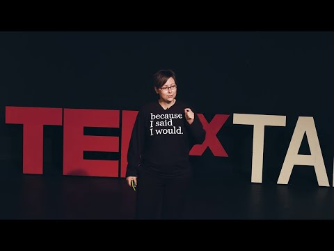 How to Handle Broken Promises | Amanda Messer | TEDxTAMU ...