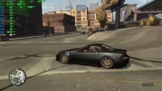 Grand Theft Auto 4 GTX 1070 i7 3770k