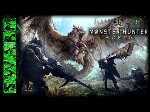 Monster Hunter: World 🔫🔥⚔️ Много монстров не бывает! thumbnail