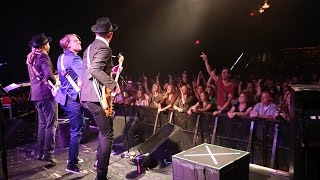 Eric Hutchinson's Anyone Who Knows Me Tour: Update 1