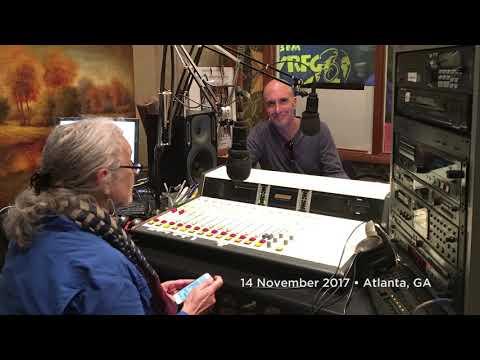 Interviewed by Radio Free Georgia