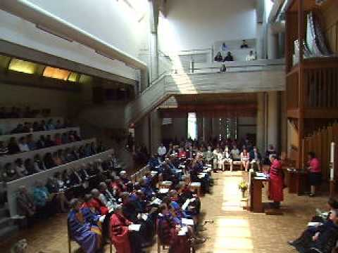 2013 Academic Excellence Award at Candler School of Theology, Emory University