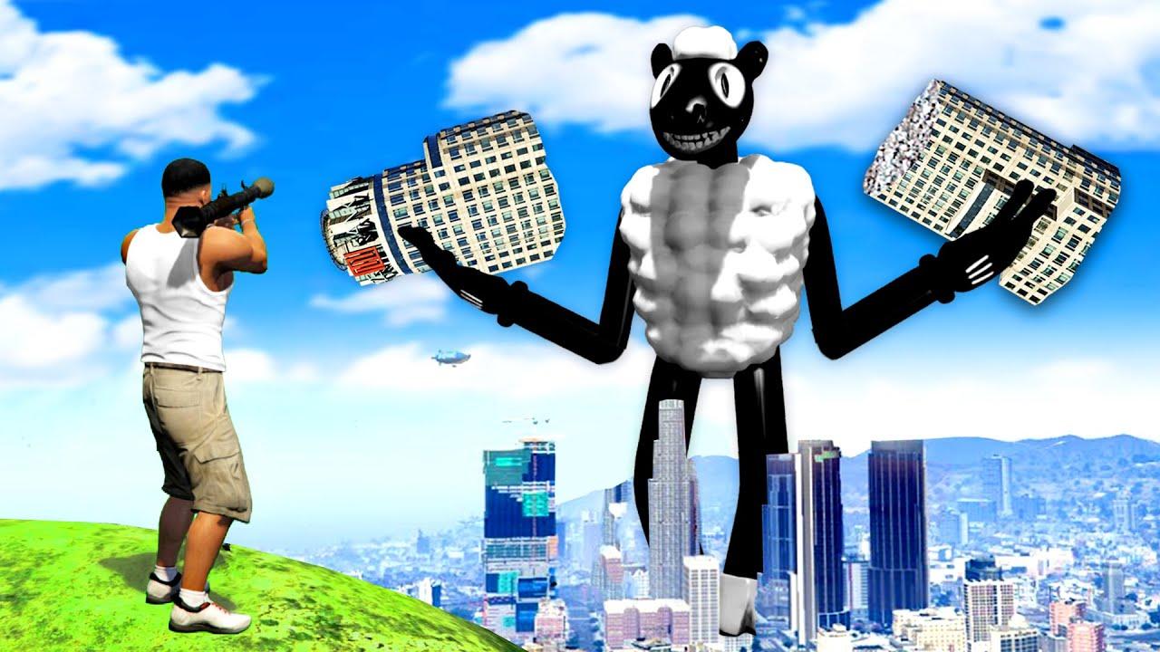 Download GTA 5 - CARTOON SHEEP zerstört LOS SANTOS!!