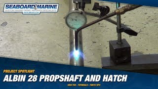 Download Project Spotlight: Albin 28 Propshaft and Hatch MP3