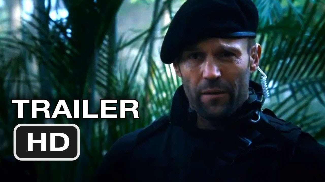 The Expendables 2 - Official Trailer