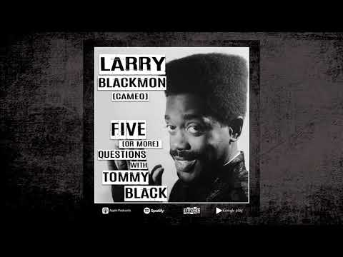 Larry Blackmon Interview on The Viper Room Podcast