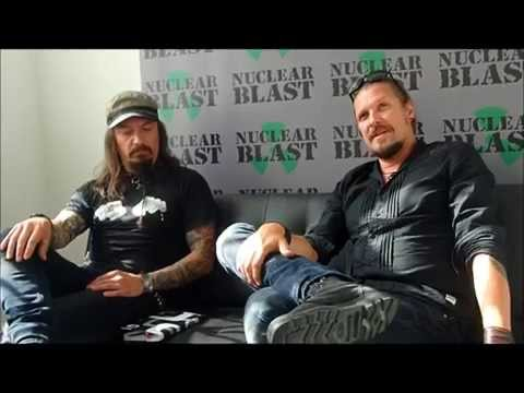 """AMORPHIS' Tomy & Esa Discuss """"Under The Red Cloud"""", Songwriting & Musical Direction (2015)"""
