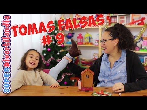 Tomas Falsas #9 SUPERDivertilandia! Momentos divertidos Divertilandia.