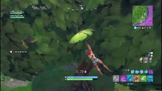 (Fortnite Batte Royale) I went to save the Jao and look at what gave!!