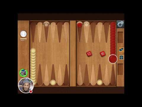 Нарды (Backgammon) - онлайн игра