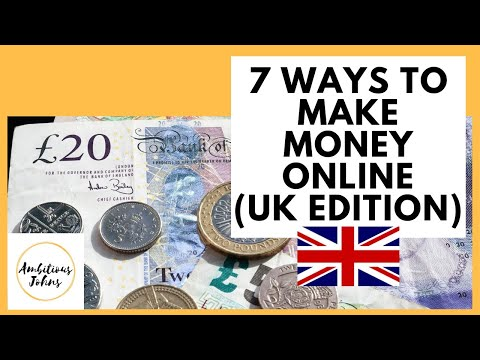 How To Make Money Online UK Edition (2020)