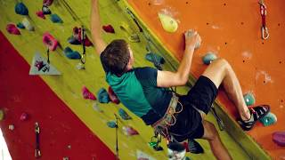 Hampshire's largest climbing wall