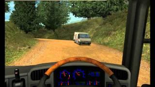 Uk Truck Simulator; New map run: Indonesia