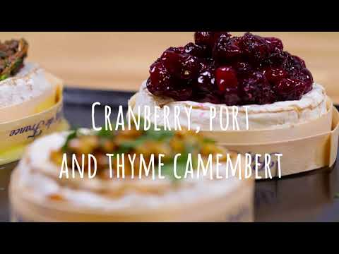How to make: 4 Quick and Easy Baked Camembert Toppers