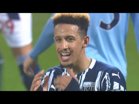 West Brom Manchester City Goals And Highlights