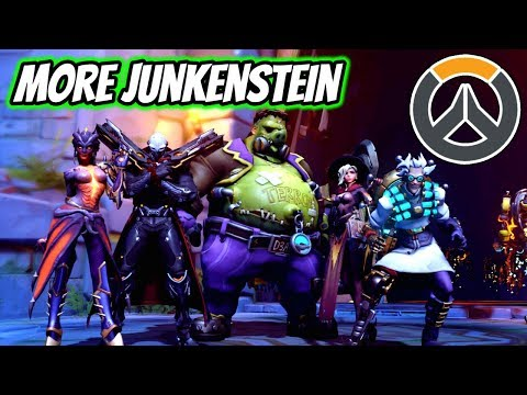 Overwatch | More Junkenstein's Revenge