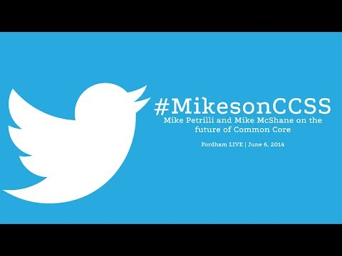 #MikesonCCSS: Mike Petrilli and Mike McShane on the future of Common Core