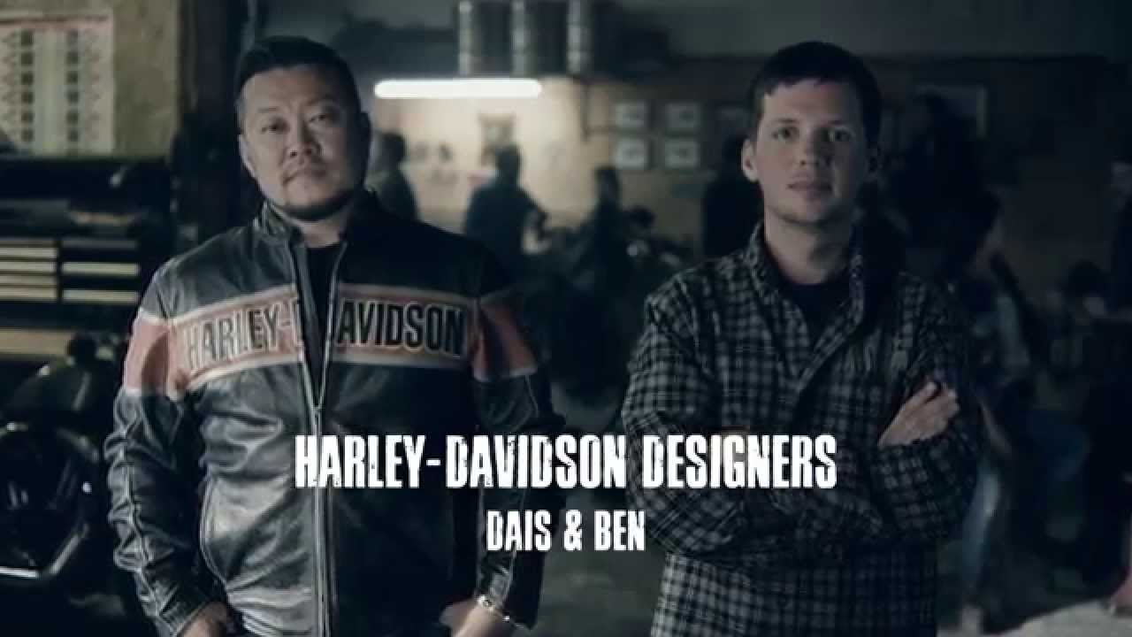 new harley-davidson 2016 inspiration movie - youtube